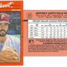 Card #369 Jeff Parrett