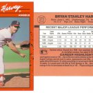 Card #372 Bryan Harvey