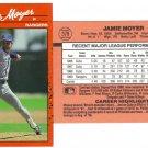 Card #378 Jamie Moyer