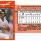Card #386 Rick Honeycutt