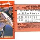 Card #388 Keith Hernandez