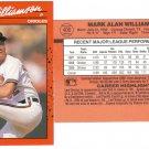 Card #406 Mark Williamson