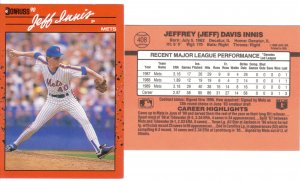 Card #408 Jeff Innis