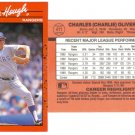 Card #411 Charlie Hough