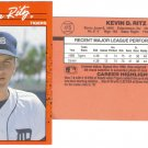 Card #415 Kevin Ritz