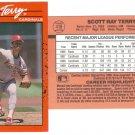 Card #418 Scott Terry