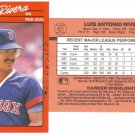 Card #421 Luis Rivera