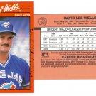 Card #425 David Wells