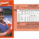 Card #428 Dion James