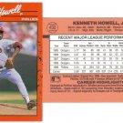 Card #430 Ken Howell