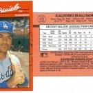 Card #432 Kal Daniels