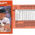 Card #451 Bob Melvin