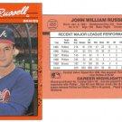 Card #458 John Russell