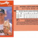 Card #466 Jeff Brantley