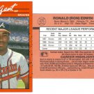 Card #475 Ron Gant