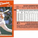 Card #476 Kevin Romine