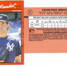 Card #481 Kevin Mmahat