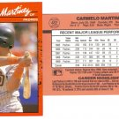 Card #482 Carmelo Matinez