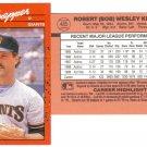 Card #485 Bob Knepper