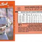 Card #492 Dave Clark