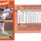 Card #494 Ken Oberkfell