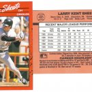 Card #495 Larry Sheets