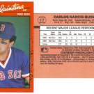 Card #517 Carlos Quintana