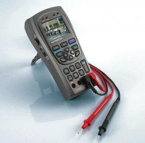 Rapport 337 CCTV Tester w/LCD-PTZ Camera Control-Digital Multimeter