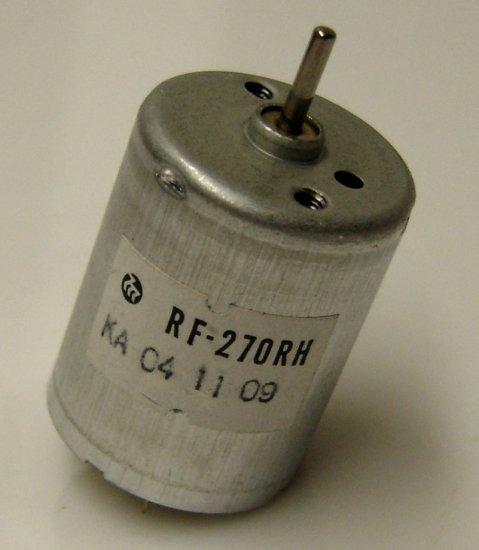 RF270RH Mabuchi Original DC Motor