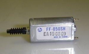 FF050SH Mabuchi Original DC Motor - Sony P/N: A-3249-535-A