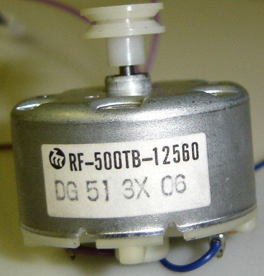 RF500TB12560 Mabuchi Original DC Motor