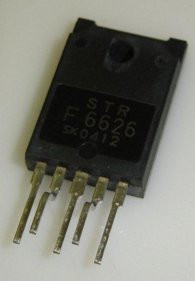 STRF6626 Original Sanken 5 Pin ZIP IC