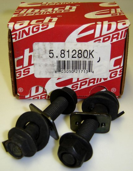 5.81280K Eibach Pro Alignment Camber Kit - For Many Models