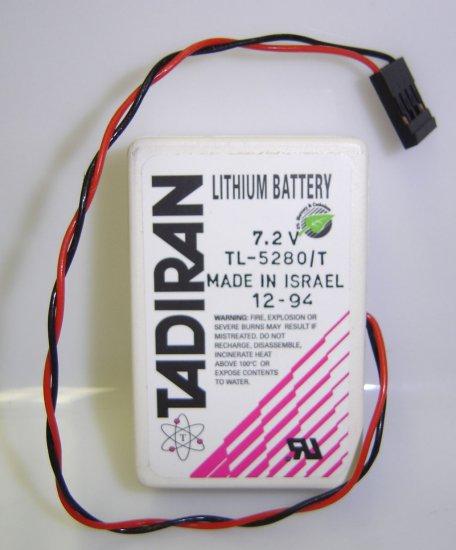 TL-5280/T Tadiran 7.2V Lithium Battery - Brand New