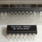 74LS04N Motorola Original Hex Inverter IC - 3 Pieces