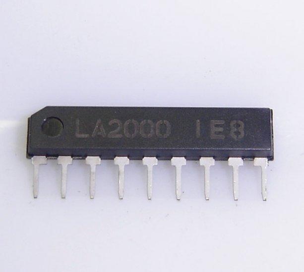 LA2000 Original Sanyo IC 9P SIP Pkg