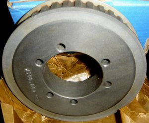 40H100SK Martin Sprocket - Timing Pulley w/40 Teeth