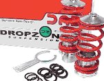 DZ2320CO Drop Zone Coilovers for Ford Focus '01-'05 Brand New!