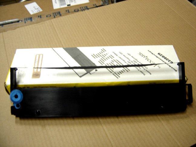 6328829 Lexmark/IBM Ribbon Black
