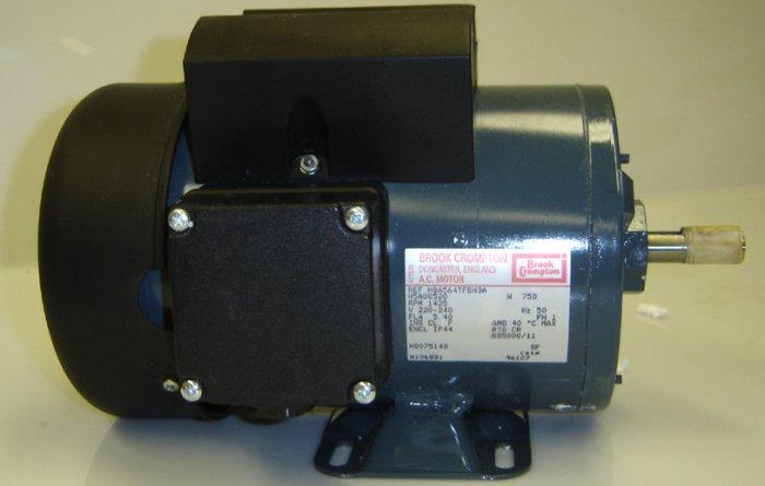 Brook Crompton H5A00520 1425 RPM AC Motor - Brand New