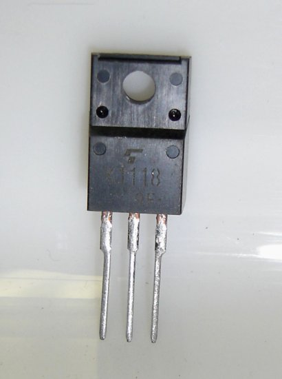 2SK1118 Toshiba Original N Channel MOSFET