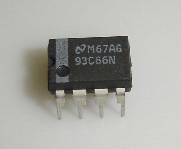 93C66N National Semiconductor