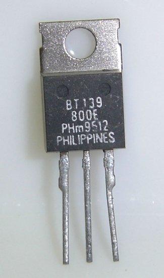 BT139-800E Philips Original Triac