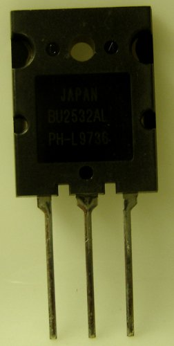 BU2532AL Philips Original Silicon Diffused Power Transistor