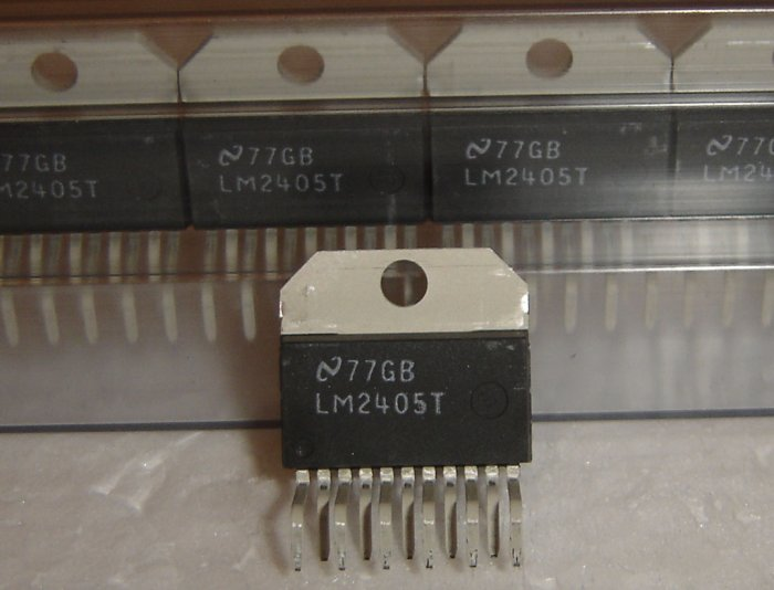 LM2405T National Semiconductor Original