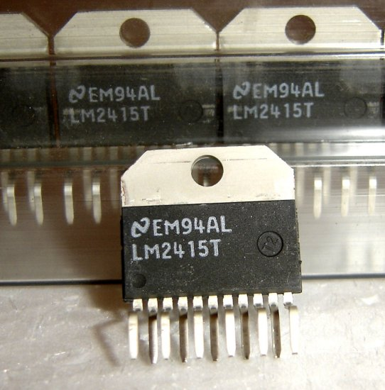 LM2415T National Semiconductor Original