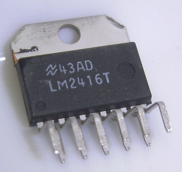 LM2416T National Semiconductor Original