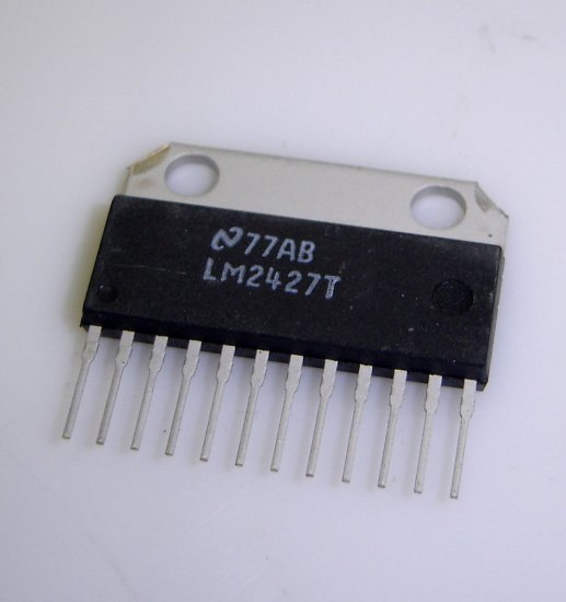 LM2427T National Semiconductor Original