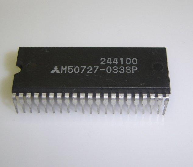 M50727-033SP Mitsubishi Original IC