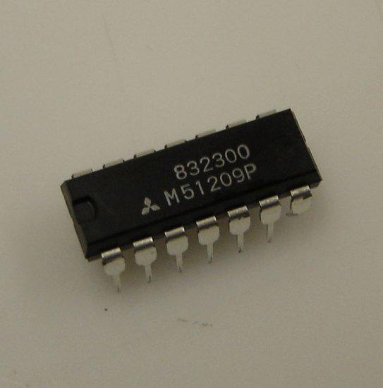 M51209P Mitsubishi Original IC